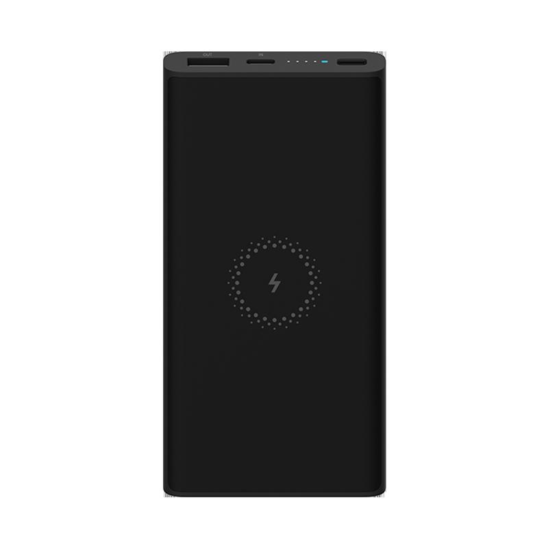 Mi Wireless Power Bank  10 000 мАч Черный