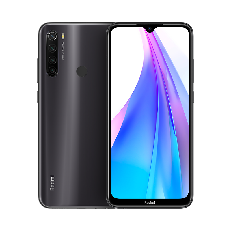 Redmi Note 8T Серый 4 ГБ + 64 ГБ