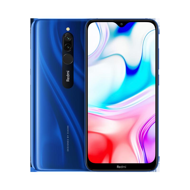 Redmi 8 Синий 3 ГБ + 32 ГБ