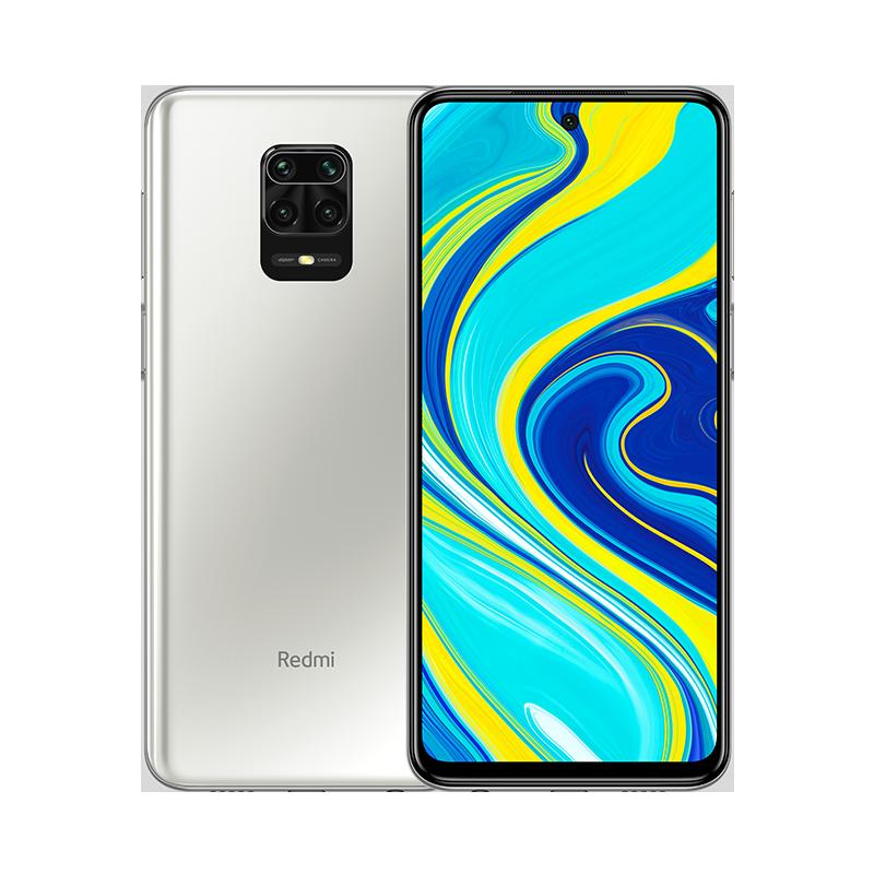 Redmi Note 9S Белый 4 ГБ + 64 ГБ