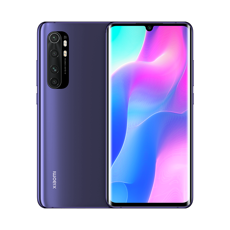 Mi Note 10 Lite Фиолетовый 6 ГБ + 128 ГБ