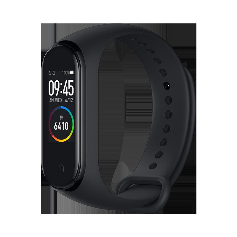 Mi Smart Band 4 NFC Черный