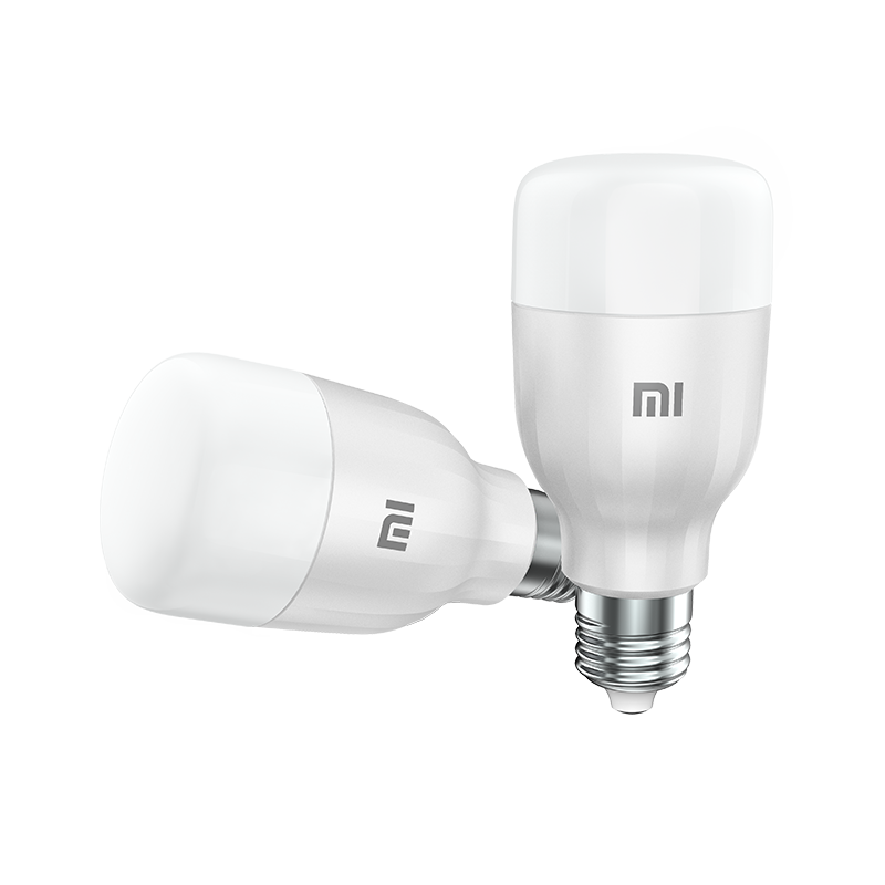 Mi Smart LED Bulb Essential (White and Color) Белый