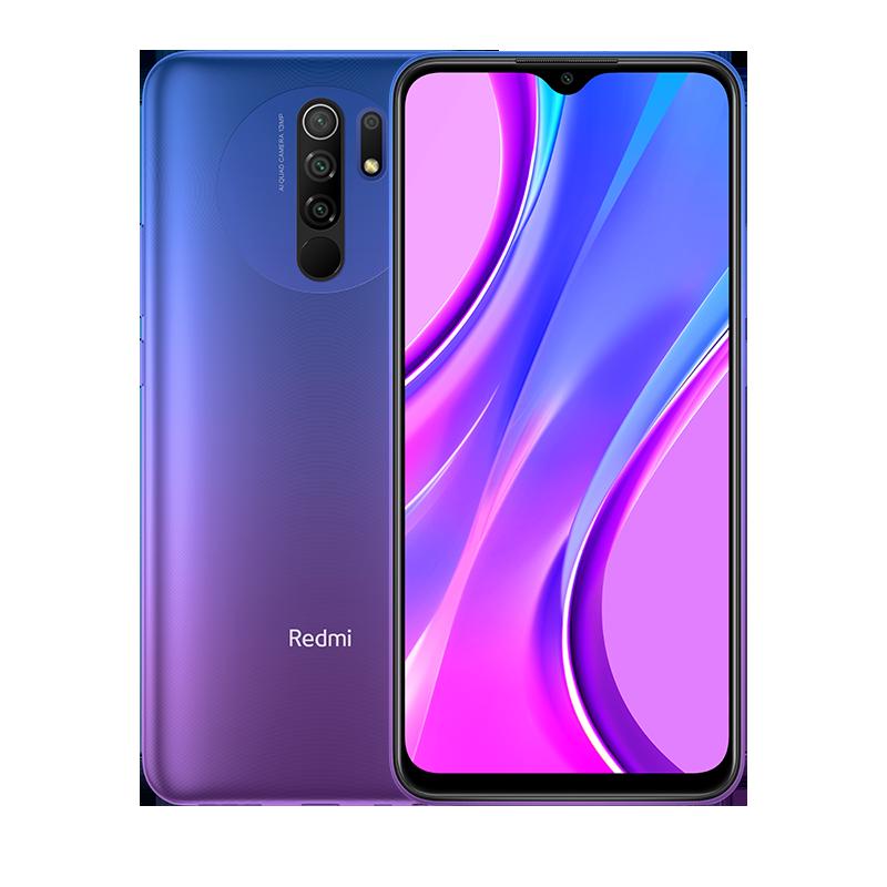 Redmi 9 Фиолетовый 4 ГБ + 64 ГБ