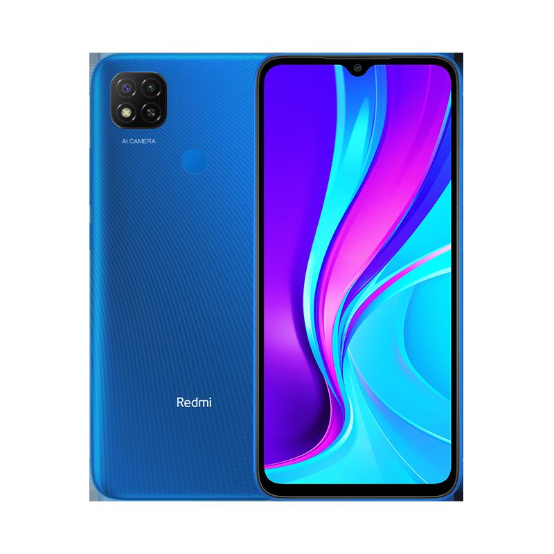 Redmi 9C NFC Синий 3 ГБ + 64 ГБ