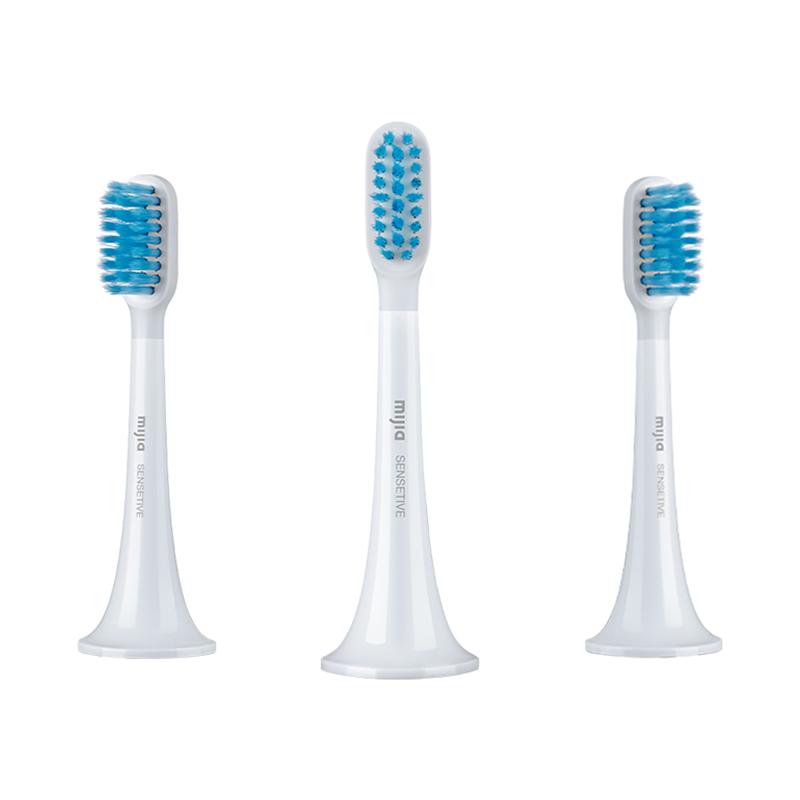 Mi Electric Toothbrush head (Gum Care) Белый