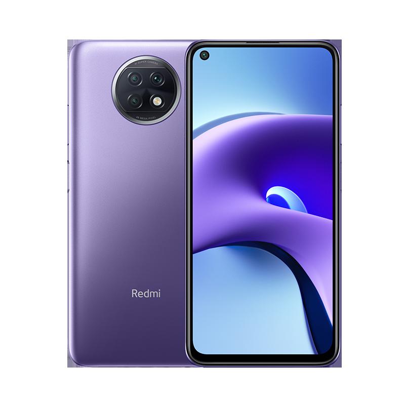 Redmi Note 9T Фиолетовый 4 ГБ + 128 ГБ