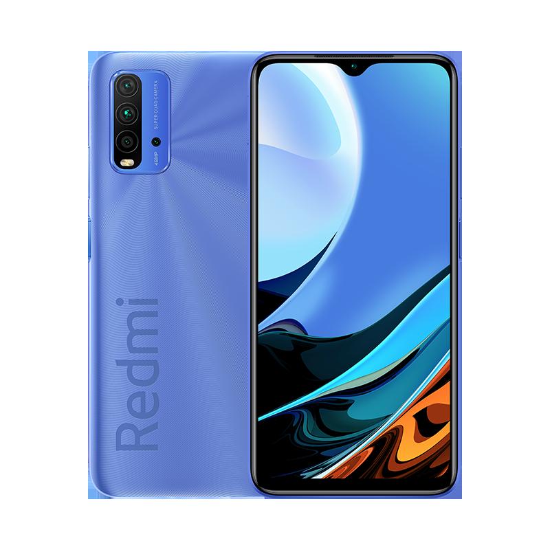 Redmi 9T Синий 4 ГБ + 64 ГБ