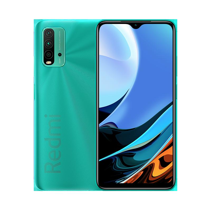Redmi 9T Зеленый 4 ГБ + 64 ГБ