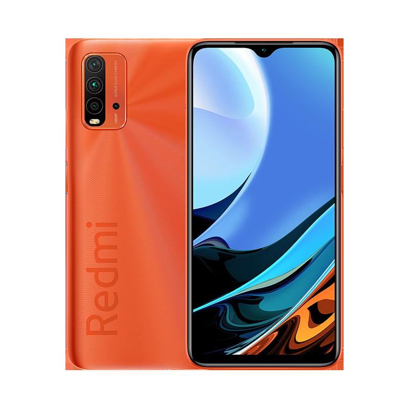 Redmi 9T Оранжевый 4 ГБ + 64 ГБ