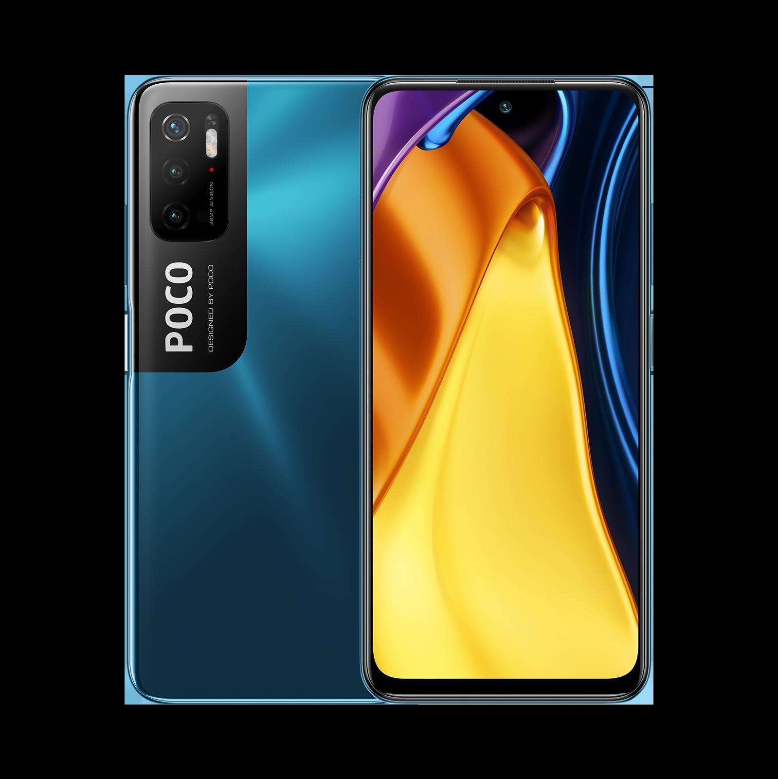 POCO M3 Pro Синий 6 ГБ + 128 ГБ