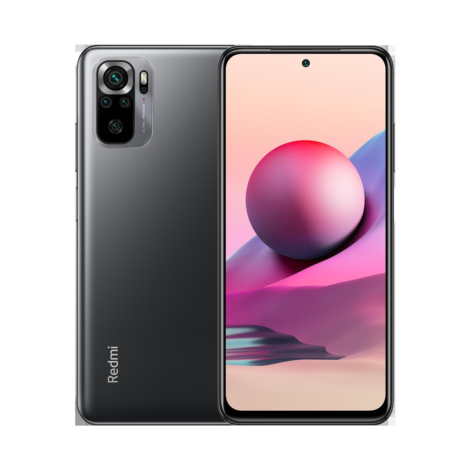 Redmi Note 10S Серый 6 ГБ + 64 ГБ